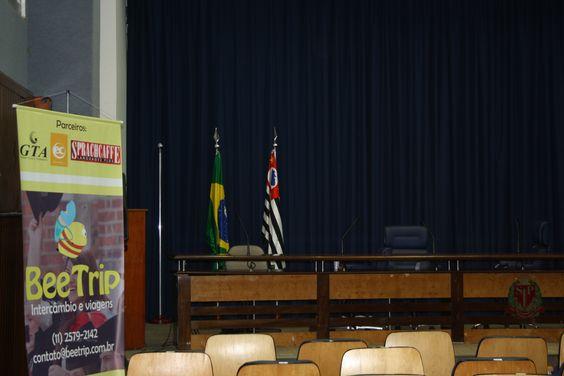 Evento na Assembléia Legislativa de SP