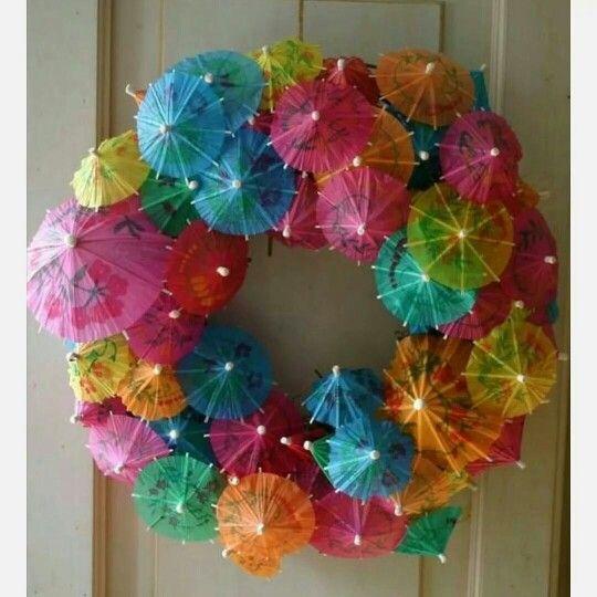 Cruise wreath