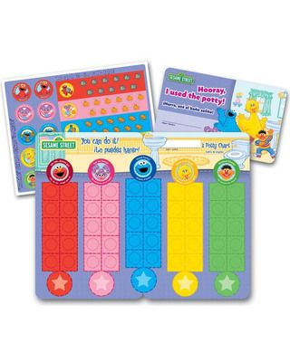 Ginsey Ginsey Sesame Street Potty Training Rewards Kit from Diapers.com | Shop Parents.com