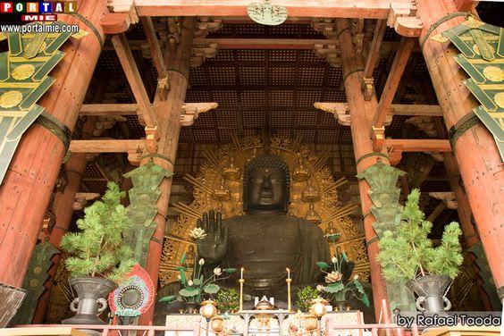 Todaiji: O templo do Buda gigante em Nara