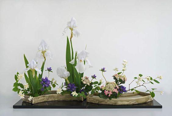 ecole d ikebana ohara la rochelle sud ouest rimpa. Black Bedroom Furniture Sets. Home Design Ideas