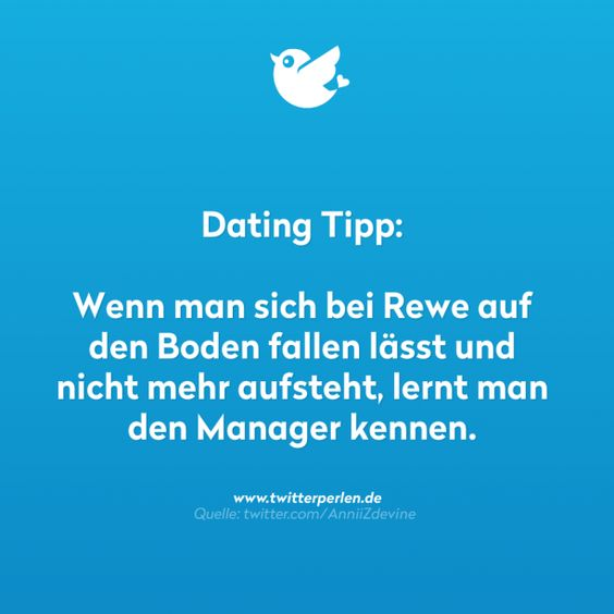 Dating Tipp
