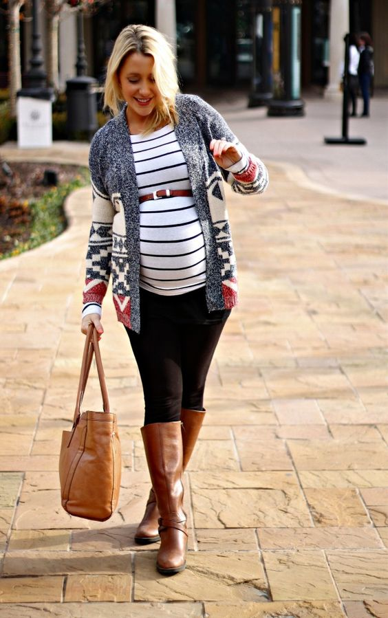 GBO Fashion | Maternity Style | @Mimi B. B. ♥♥ saving this for the next baby