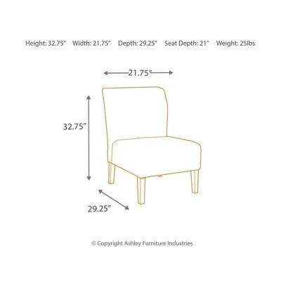 Honnally Accent Chair Floral Signature Design By Ashley