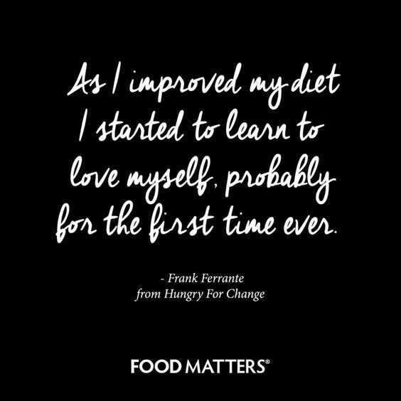 One of the unexpected results of living a healthier life!  www.foodmatters.com #foodmatters #inspiration #fmquotes