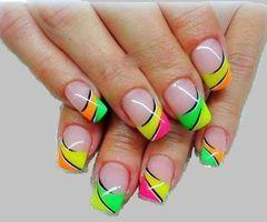 colorful #manicure #manicureInspiration