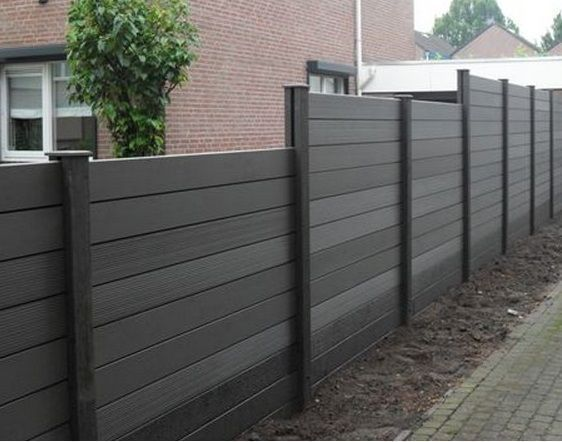 Pin Auf Wood Fences Ideas