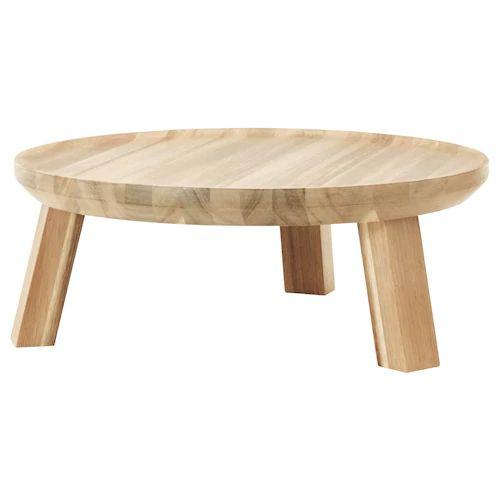 IKEAの本物志向!無垢材を使った高級ダイニングテーブルのMÖRBYLÅNGAとSKOGSTA