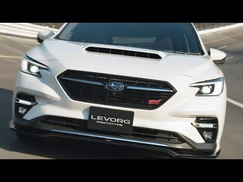 Subaru Levorg Sti Sport 2020 Mean Performance Wagon Youtube En 2020