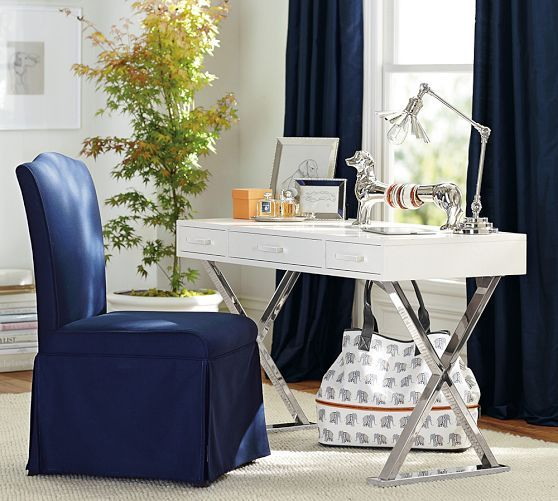 Ava Desk with Drawers | Pottery Barn
