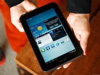 Galaxy Tab 2, 7 inches