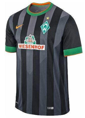 Werder Bremen away  2014/15