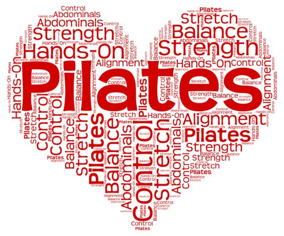 Pilates love                                                       …: