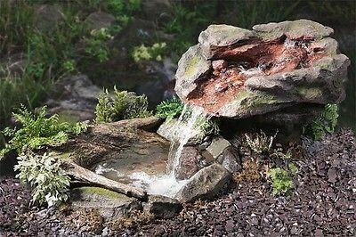 Détails sur Cascade Chute dEau Utsuri avec Bassin Fontaine de Jardin ...