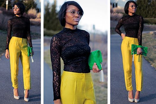 Black, green and gold all day everyday! Reppin' fab Jamaica! ^_^ #BlackGirlsKillingIt