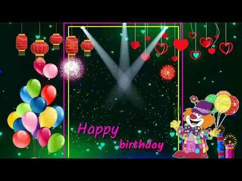 Avee Player Green Screen Templates Happy Birthday Templates