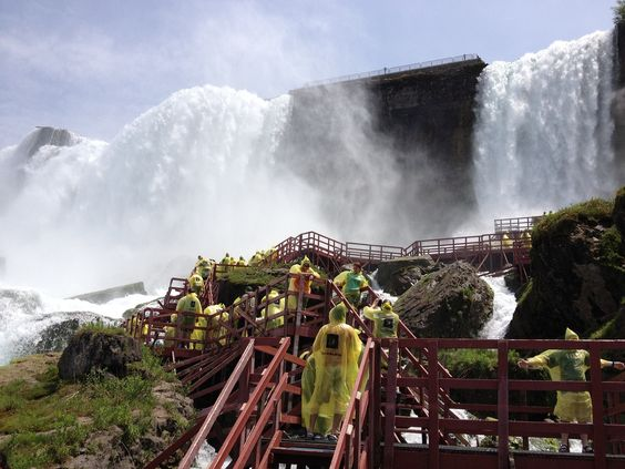 cave of the winds niagara falls - Google Search