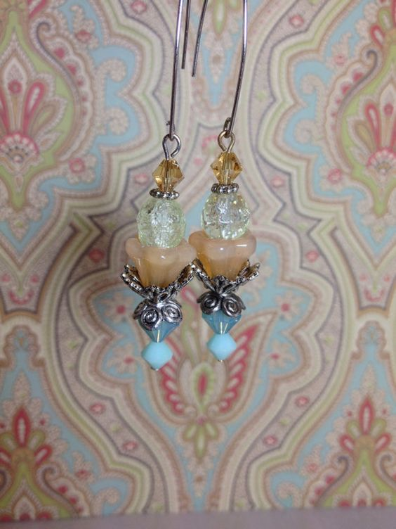 Ebernean Blossoms on Etsy, $17.99