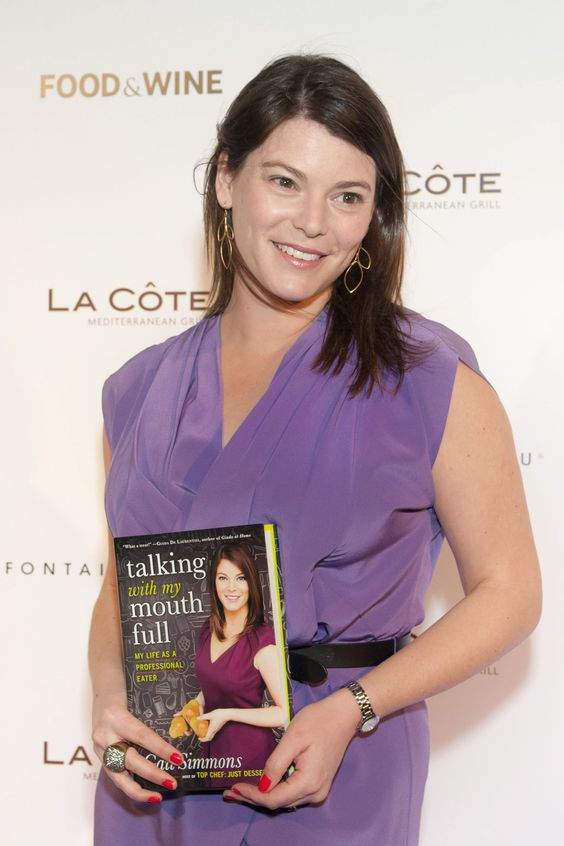 """We joined Food & Wine Magazine in celebration of Top Chef: Just Desserts host Gail Simmons' new book, """"Talking with my Mouth Full"""" inside the Fontainebleu Miami."""