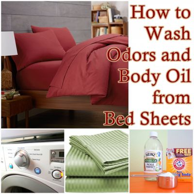 the homestead survival how to wash odors and body oil from bed sheets homesteading. Black Bedroom Furniture Sets. Home Design Ideas