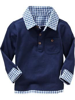2-in-1 Henleys for Baby | Old Navy