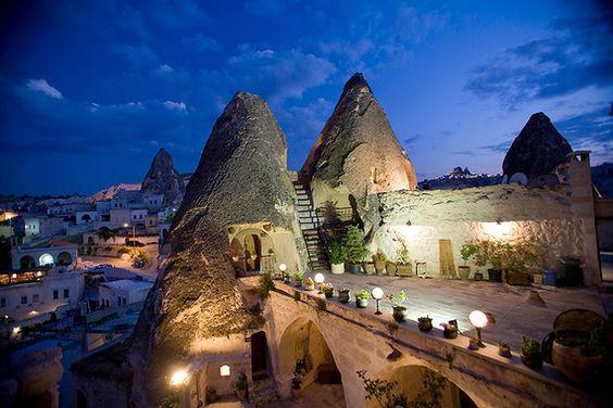 Kelebek Hotel - Göreme, Turkey