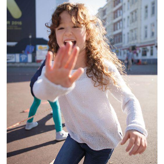 Mädchen-Feinstrickpullover online bestellen - JAKO-O