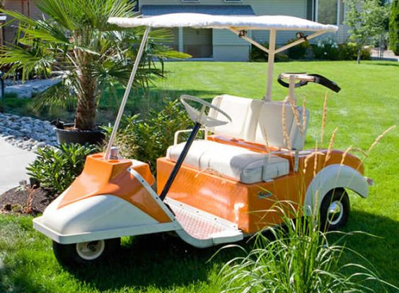 "Golf Car For Sale: ""Old Golf Car Pic's"""