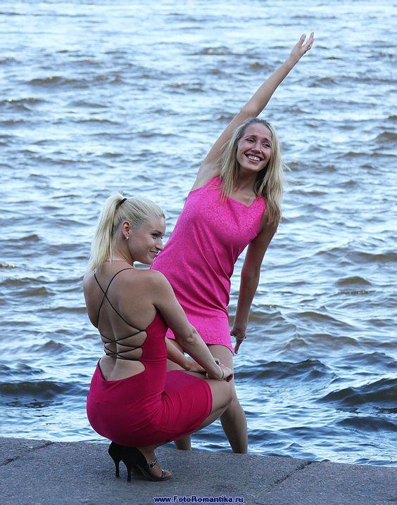 Russian Girls Visit
