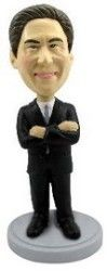 Birthday gift idea for my boss.  His own bobblehead!