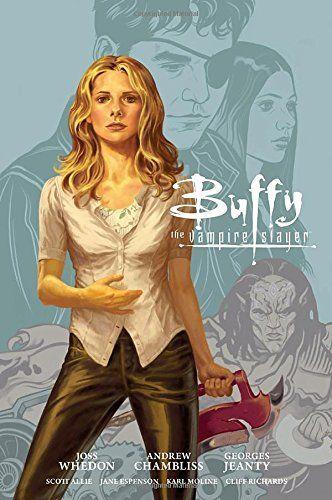 Amazon.fr - Buffy: Season Nine Library Edition Volume 1 - Joss Whedon - Livres