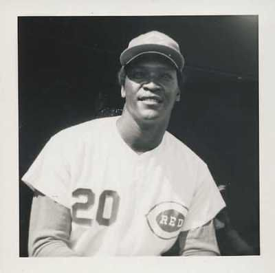 """WILLIE SMITH VINTAGE CIN REDS 3.5X3.5 SNAPSHOT PIC- . $20.00. WILLIE SMITH VINTAGE CINCINNATI REDS 3.5X3.5 SNAPSHOT PHOTO~ Photo Description WILLIE SMITH VINTAGE (CIRCA 1971) 3.5 X 3.5"""" CINCINNATI REDS SNAPSHOT PHOTOGRAPH. ITEM PICTURED IS ACTUAL ITEM BUYER WILL RECEIVE. CLICK ON PHOTOS FOR CLEARER AND LARGER IMAGES. GREAT, AUTHENTIC BASEBALL COLLECTIBLE!!! Shipping and Payment"""