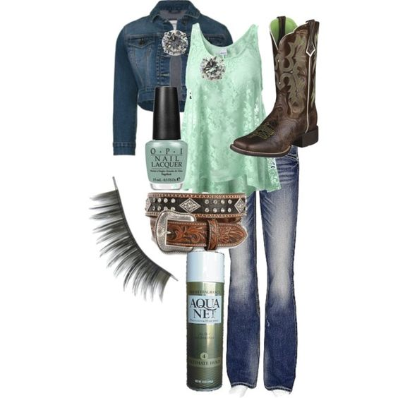 Thank God I'm A Country Girl!, created by malloryanne1029