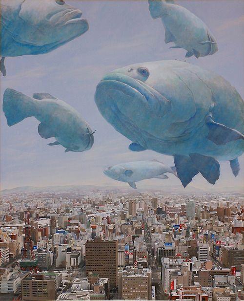 The Art Of Animation, Shuichi Nakano