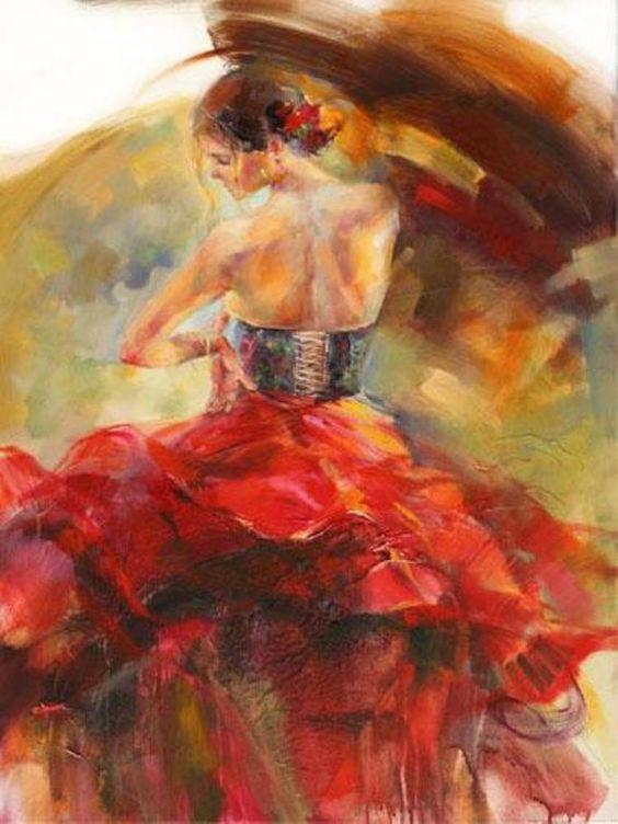 Portrait Paintings by Anna Razumovskaya