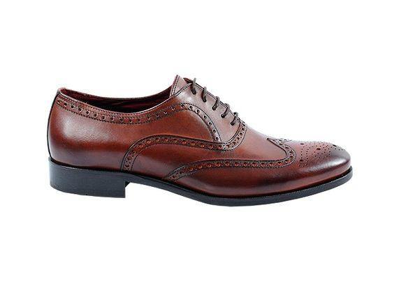 Sapato Lexington Cognac Matte para Homem.  #homem #kane #kaneshoes #sapato #executivo #oxford