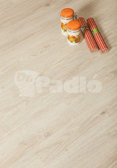 Fehér tölgy laminált padló
