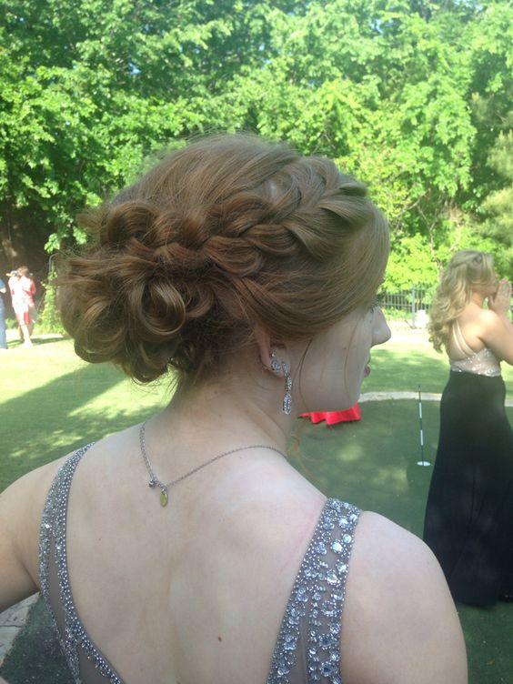 Prom hair love
