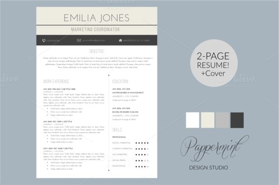 One Resume, Infinite Designs 3-in-1 Package Create a beautiful - video editor resume