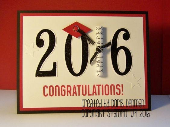 2016 Graduate Congrats Card B