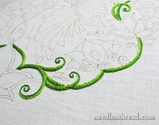 Tambour Embroidery How-to Video: The Basic Stitch - Bloglovin