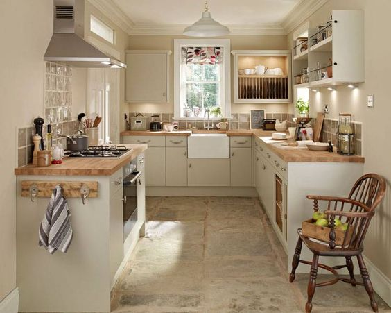 Grey Family Kitchen And Ranges On Pinterest