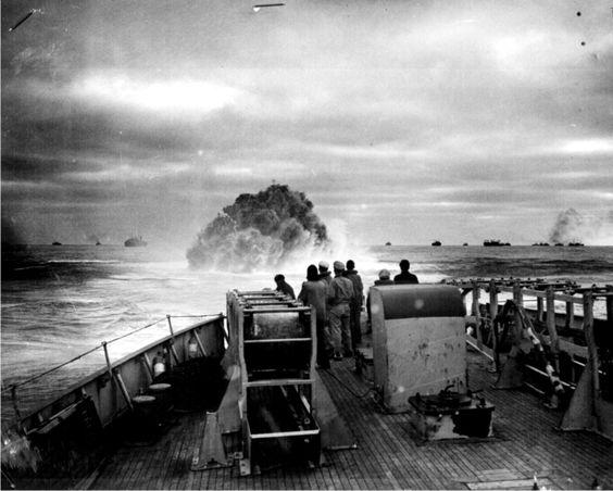 La vida en un submarino alemán durante la SGM