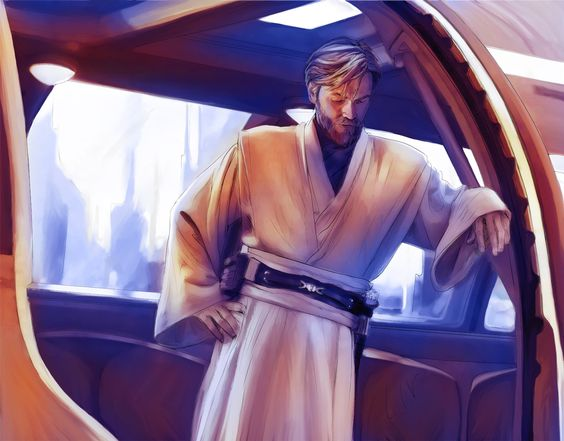 My blog for Obi-Wan with a side of Qui-Gon and Anakin.