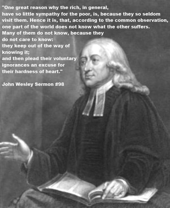 John Wesley...founder of the MEthodist Religion.  My husband & I named our son after him.