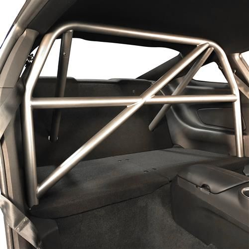 Watson Racing Mustang 4 Point Bolt In Roll Bar Gray 15 20 Coupe Wr 15 Boltincage In 2020 Mustang Roll Cage Racing