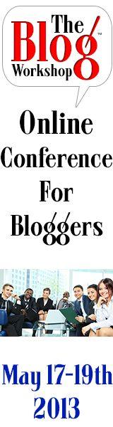 The Blog Workshop Online Conference