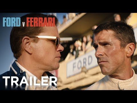Ford V Ferrari Official Trailer 2 Hd In Theaters November 15