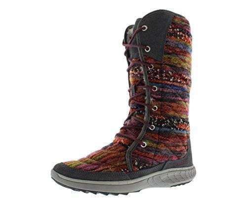 Merrell Women's Pechora Sky Winter Boot, Grey/Multi, ...