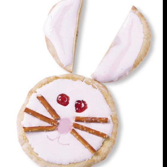 Easter Pita Bunny!
